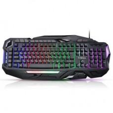 Клавіатура Vinga KBG417 black