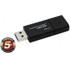 USB флеш накопичувач Kingston 16Gb DataTraveler 100 Generation 3 USB3.0 (DT100G3/16GB)