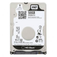 """Жорсткий диск для ноутбука 2.5"""" 500GB Western Digital (WD5000LPLX)"""