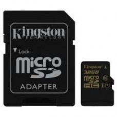 Карта пам'яті Kingston 32GB microSDHC class 10 UHS-I U3 4K (SDCG/32GB)
